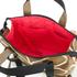 Orla Kiely Women's Linear Stem Print Small Backpack - Camel: Image 5