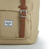 Herschel Supply Co. Little America Backpack - Khaki/Tan Synthetic Leather: Image 4