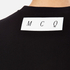 McQ Alexander McQueen Men's Clean Crew Neck Sweatshirt - Darkest Black: Image 6