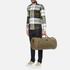 Barbour Men's Wax Holdall Bag - Natural: Image 7