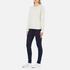 Polo Ralph Lauren Women's Crew Neck Logo Sweatshirt - Chalk Heather: Image 4