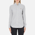 Polo Ralph Lauren Women's Heidi Long Sleeve Shirt - Andover Heather: Image 1