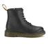 Dr. Martens Kids' Delaney Leather Lace Boots - Black: Image 1