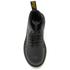 Dr. Martens Kids' Delaney Leather Lace Boots - Black: Image 3