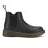 Dr. Martens Kids' Banzai Leather Chelsea Boots - Black: Image 1
