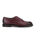 Dr. Martens Men's Morris Antique Temperley Brogues - Cherry Red: Image 1