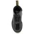 Dr. Martens Kids' Delaney Patent Leather Lace Boots - Black: Image 3