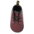 Dr. Martens Baby Auburn Crib Lace Booties - Cherry Red: Image 3