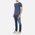 Polo Ralph Lauren Men's Short Sleeve Crew Neck Custom Fit T-Shirt - Classic Royal: Image 4