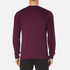 Lacoste Men's Crew Neck Jumper - Vendange: Image 3