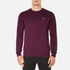 Lacoste Men's Crew Neck Jumper - Vendange: Image 1