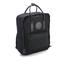 Fjallraven Kanken No.2 Backpack - Black: Image 3