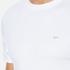 Michael Kors Men's Sleek MK Crew T-Shirt - White: Image 5