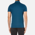 Michael Kors Men's Sleek MK Polo Shirt - Pacific Blue: Image 3