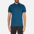Michael Kors Men's Sleek MK Polo Shirt - Pacific Blue: Image 1