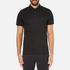 Michael Kors Men's Sleek MK Polo Shirt - Black: Image 1