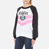 Wildfox Women's Wildfox Academy Kims Top - Clean White/Clean Black: Image 2