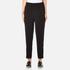Ganni Women's Clark Pants - Black: Image 1
