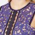 Three Floor Women's Crème de Cassis Dress - Bordeaux/Plum/Midnight Blue: Image 4