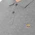 PS by Paul Smith Men's Regular Fit Zebra Polo Shirt - Grey: Image 5