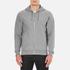 PS by Paul Smith Men's Hooded Zip Through Hoody - Grey: Image 1