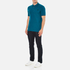 PS by Paul Smith Men's Regular Fit Polo Shirt - Turquoise: Image 4