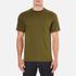 PS by Paul Smith Men's Crew Neck Short Sleeve Logo T-Shirt - Khaki: Image 1