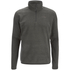 The North Face Men's 100 Glacier 1/4 Zip Fleece - Fusebox Grey: Image 1