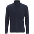 The North Face Men's 100 Glacier Full Zip Jumper - Urban Navy: Image 1
