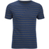 Produkt Men's Deko Asymetric Stripe T-Shirt - Dress Blue: Image 1
