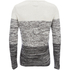 Produkt Men's Basket Contrast Graded Jumper - Cloud Dancer: Image 2