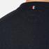Superdry Men's Orange Label Knitted Polo Jumper - Eclipse Navy/Black Twist: Image 6