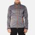 Superdry Men's Windtrekker Coat - Dark Grey Grit/Fluro Orange: Image 1