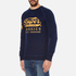 Superdry Men's Classics True Indigo Crew Sweatshirt - Classic Indigo: Image 2