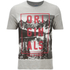 Jack & Jones Men's Originals Coffer T-Shirt - Light Grey Marl: Image 1