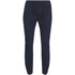 Brave Soul Men's Fine Cuffed Chinos - Navy: Image 1