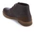 Barbour Men's Readhead Leather Chukka Boots - Rustic Brown: Image 4