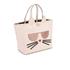 Karl Lagerfeld Women's K/Kocktail Choupette Shopper Bag - Sea Shell: Image 3