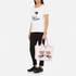 Karl Lagerfeld Women's K/Kocktail Choupette Shopper Bag - Sea Shell: Image 8