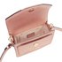 Karl Lagerfeld Women's K/Klassik Super Mini Cross Body Bag - Metallic Rose: Image 5