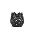 Karl Lagerfeld Women's K/Rocky Studs Drawstring Bag - Black: Image 7