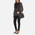 Karl Lagerfeld Women's K/Grainy Satchel - Black: Image 8