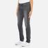 Levi's Women's 712 Slim Straight Fit Jeans - Burnt Ash: Image 2