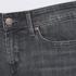 Levi's Women's 712 Slim Straight Fit Jeans - Burnt Ash: Image 6