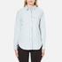 Levi's Women's Good Workwear Boyfriend Shirt - Verbena Indigo: Image 1