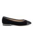 MICHAEL MICHAEL KORS Women's Sabrina Ballet Flats - Black: Image 1
