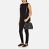 The Cambridge Satchel Company Women's The Poppy Shoulder Bag - Black: Image 7
