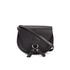 The Cambridge Satchel Company Women's Mini Tassel Cross Body Bag - Black: Image 1