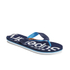 Superdry Men's Scuba Flip Flops - Blue Marl/French Navy: Image 2