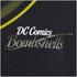 DC Bombshells Mens Hawkgirl T-Shirt - Zwart: Image 3